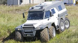 homemade 4x4 off road go kart first drive russia u0027s crackers eight wheeled avtoros shaman top gear