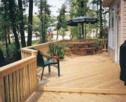 wrap around deck plans 103 best deck ideas images on balcony outdoor spaces