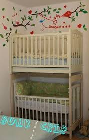 Crib Bunk Bed Sets Amazing Cribs For Bunk Bed Crib Bunk Bed And Crib