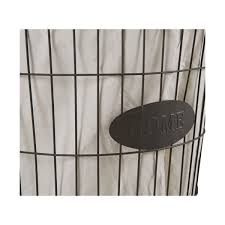 Laundry Hampers Online by Half Round Wire Laundry Hamper Homezone