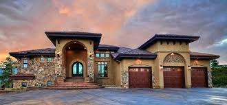 arizona style homes tuscan style homes style home by boles custom homes exterior