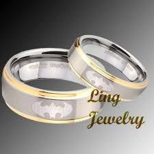 batman wedding rings batman wedding ring sets wedding ring sets
