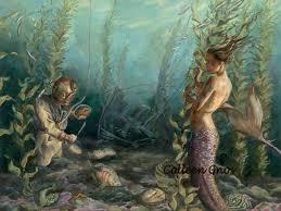 1320 beautiful mermaid art images mermaid art