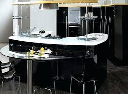 kitchen island black white kitchen island with black top best titanium granite ideas on