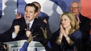 Senators Wife Ted Cruz Hits Donald Trump Over Attacks On His Wife U0027you Are A