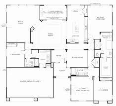 house plans single level single level floor plans lovely pleasant e level house plans 15