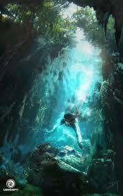 Assassins Creed Black Flag Treasure Maps Assassin U0027s Creed Iv Black Flag Underwater Tresaure Donglu Yu