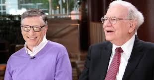 billionaires warren buffett and bill gates agree on the best