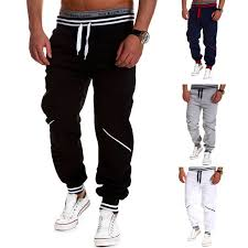 s fashion designer trousers sweatpants casual cross - Designer Sweatpants