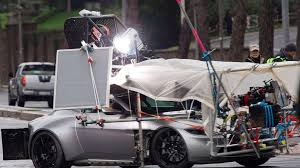 Aston Martin Db10 James Bond S Car From Spectre Spectre Stunt Car Setup Daniel Craig Stunts Daniel Craig