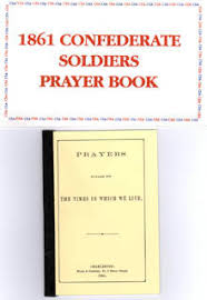 prayer book confederate soldiers prayer book national museum of civil war