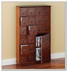 Vhs Storage Cabinet Dvd Storage Cabinets Wood Foter