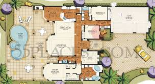 resort floor plan scottsdale ii floorplan 2719 sq ft lely resort 55places com