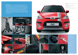 More Kit For New Hyundai by Hyundai Microsite Hyundai I10 Brochure