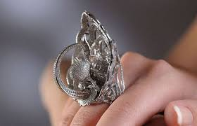 world s most expensive earrings guinness book of world records declares tsarevna swan ring has