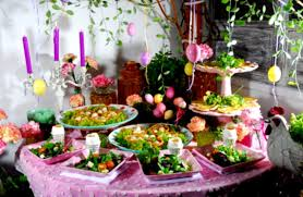 Easter 2016 Table Decorations by 18 Easter Brunch Table Decor Decoration Buffet Ideas Christmas