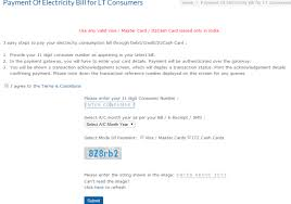 Hdfc Credit Card Payment Bill Desk How To Pay Cesc Bill Online At Kolkata