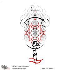 of selene moon goddess custom designs on