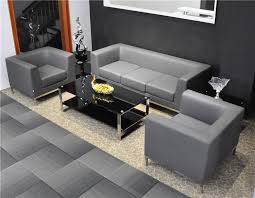Modern Office Sofa Ideal Benches Idea Including Design Modern Leather Office