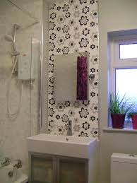 small bathroom wallpaper ideas small bathroom space ideas homesfeed