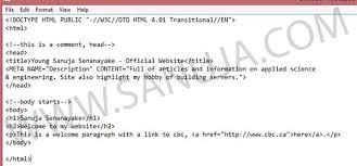 building a resume website building a website the easy way u2013 sanuja senanayake