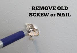 repair nail pops and holes in sheetrock home repair tutor