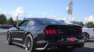 roush mustang stages driving the 2015 roush stage 3 mustang review in 4k