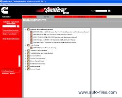 cummins quickserve offline all engines families 10 2014