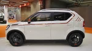 Suzuki Ignis Interior Wait For New Maruti Suzuki Ignis 2017 Check With Interior And