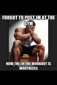 Arnold Gym Memes - forgot to post gym update funny pictures quotes memes funny
