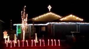 christmas light show nutrocker fernley nv youtube