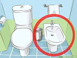 Korean Bidet Toilet Seat How To Use A Bidet 10 Steps With Pictures Wikihow