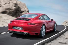 new porsche 2017 the differences between the old and new porsche 911 carrera