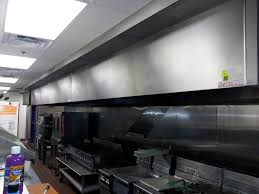 commercial kitchen backsplash coffered ceilings and kitchen hood with kitchen cabinets also window