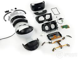 playstation vr teardown ifixit