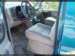Conversion Van Interiors 1997 Chevrolet Chevy Van Information And Photos Zombiedrive