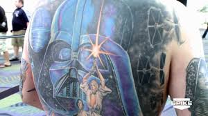 ink master best fan tattoos at star wars celebration vi youtube