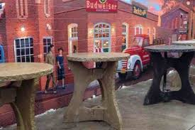 Outdoor Furniture Minneapolis by Custom Concrete Table 450x300 Jpg