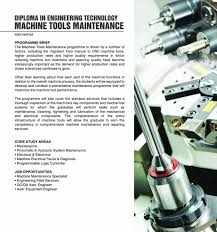 Machine Downtime Spreadsheet Diploma Production Technology German Malaysian Institute