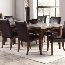 dinning stone table dining table chairs stone top kitchen table