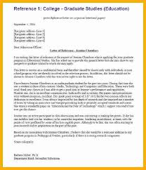 9 sample recommendation letter for college data analyst resumes