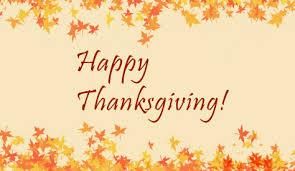 thanksgiving ecards hillel