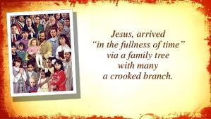 1 jesus and the dysfunctional family