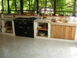 zellige de cuisine sol de cuisine en zellige et sud déco