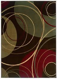 Brown Throw Rugs Amazon Com Oriental Weavers Amelia 662k Area Rug 9 Feet 10 Inch