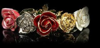 gold roses gold roses luxury 24k gold customisation