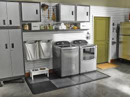 28 laundry in garage designs garage and laundry room laundry in garage designs garage laundry room with silver cabinets and washer