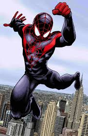 ultimate spider man color artistjerrybennett deviantart