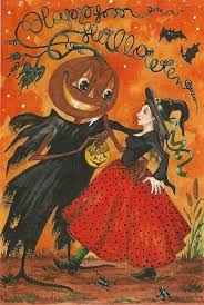 241 best vintage halloween images on pinterest vintage halloween