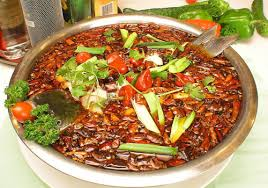 sichuan cuisine a bite of china and peppery taste and sichuan cuisine china